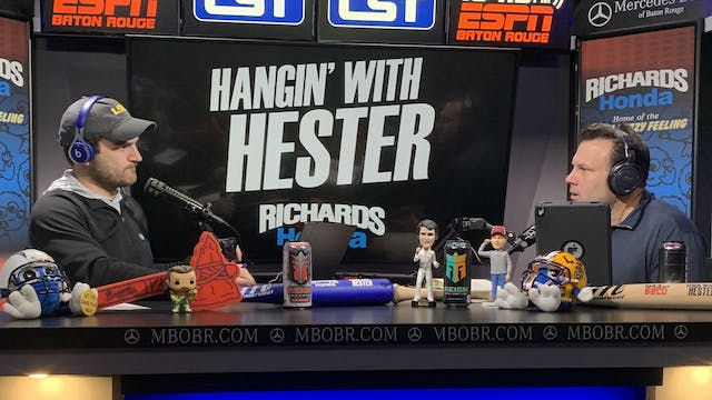 Hangin' with Hester | April 21, 2020