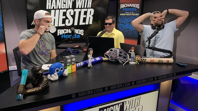 Hangin' with Hester - August 6, 2019