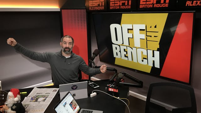 Off The Bench - December 21, 2018