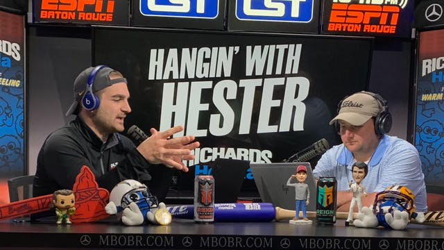 Hangin' with Hester | May 11, 2020