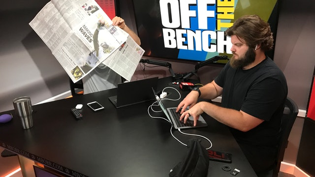 Off The Bench - July 29, 2019