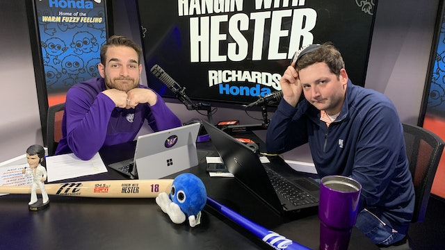 Hangin' with Hester - February 19, 2019
