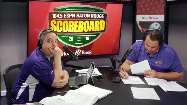 (12) LSU vs (7) Auburn Post | Gameday & Scoreboard