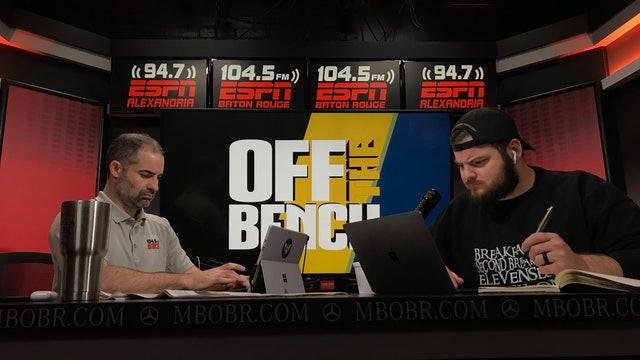 Off The Bench - February 7, 2019