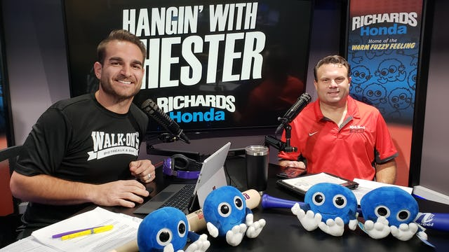 Hangin' with Hester - October 15 2018