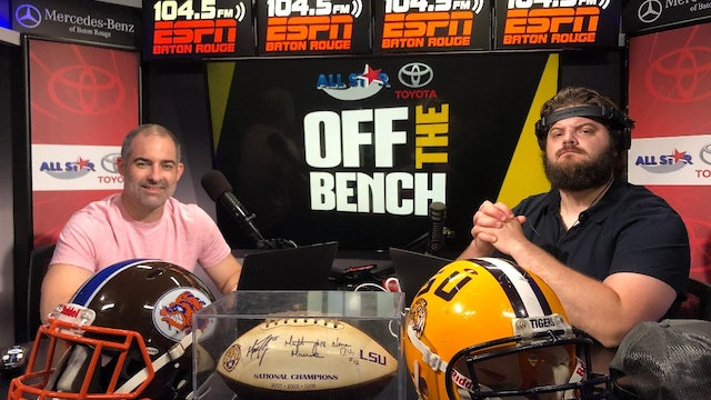 Off The Bench | May 18, 2020