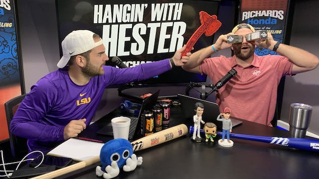 Hangin' with Hester - September 25, 2019