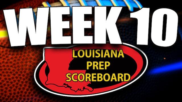 Louisiana Prep Scoreboard - Week 10
