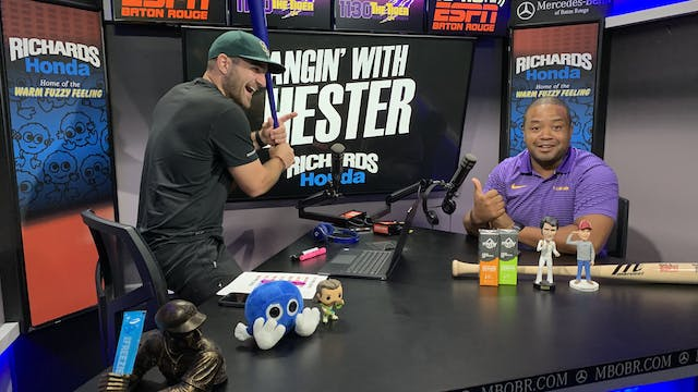 Hangin' with Hester - August 13, 2019