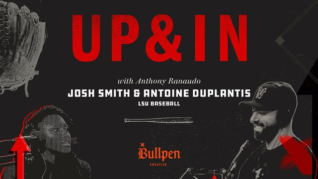 The Up & In Show: Josh Smith & Antoin...