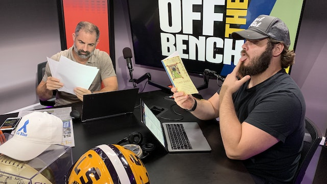 Off The Bench - August 19, 2019