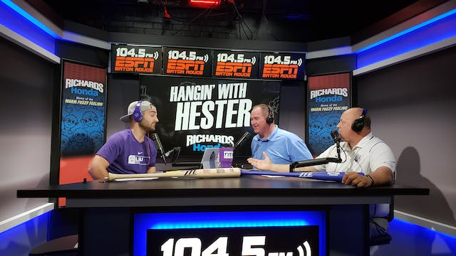 Hangin' with Hester - November 8 2018