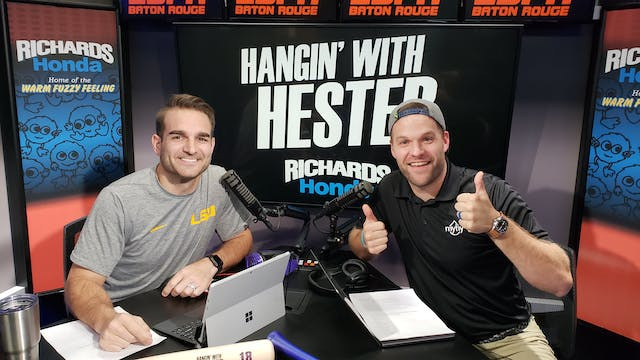 Hangin' with Hester - October 4 2018