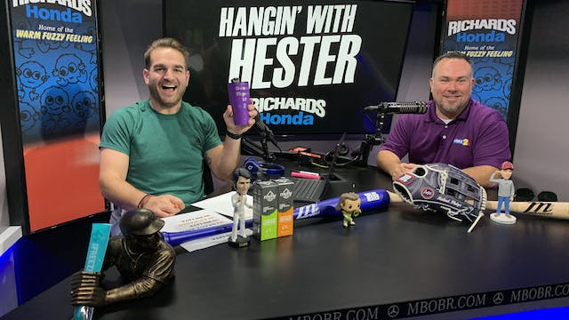 Hangin' with Hester - August 8, 2019