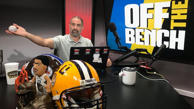 Off The Bench - June 19, 2019