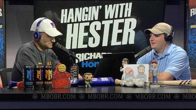 Hangin' with Hester - November 7, 2019