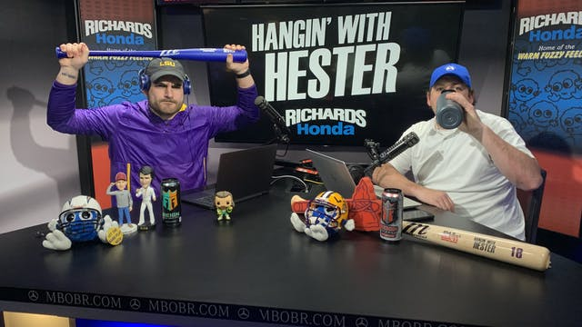 Hangin' with Hester | April 29, 2020