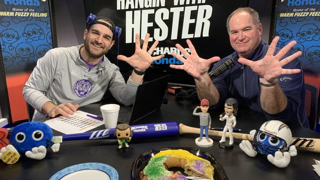 Hangin' with Hester | February 24, 2020