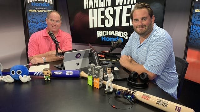 Hangin' with Hester - June 28, 2019