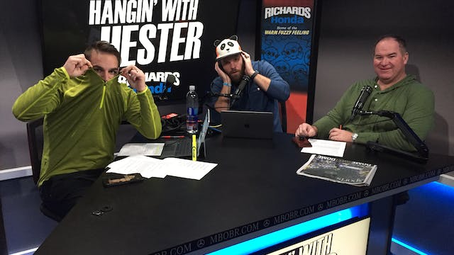 Hangin' with Hester - January 17, 2019