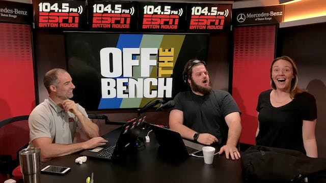 Off The Bench - May 13, 2019