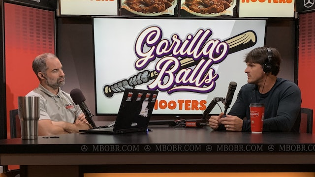 Gorilla Balls Podcast - June 14, 2019