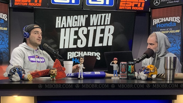 Hangin' with Hester   April 14, 2020