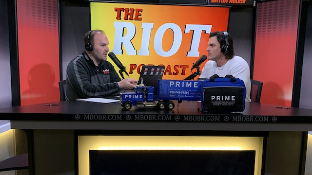 The Riot Podcast - April 2, 2019