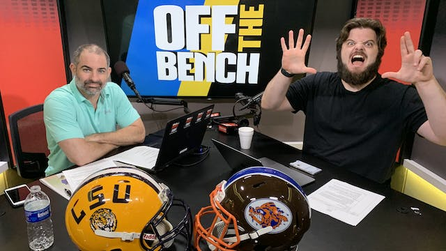 Off The Bench - May 21, 2019