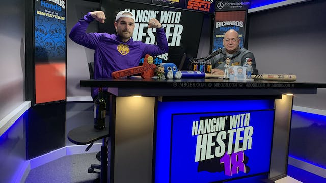 Hangin' with Hester - November 13, 2019