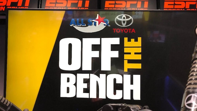 Off The Bench | June 10, 2020