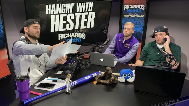 Hangin' with Hester - April 18, 2019