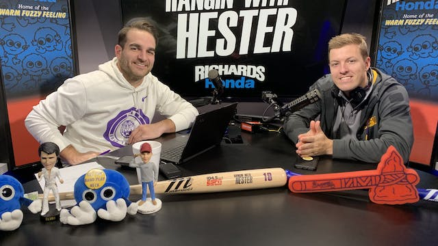Hangin' with Hester | January 23, 2020