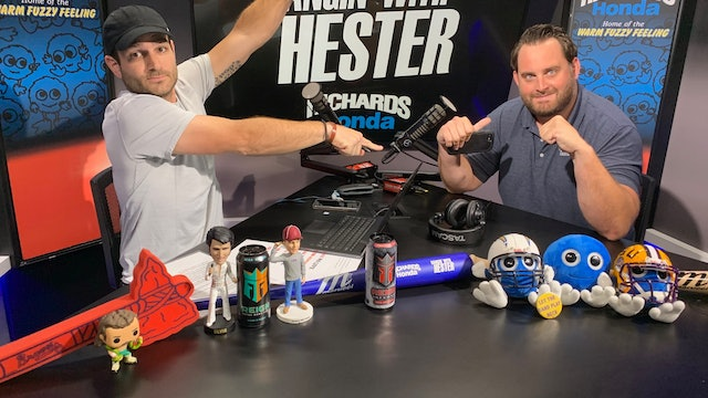 Hangin' with Hester | June 8, 2020