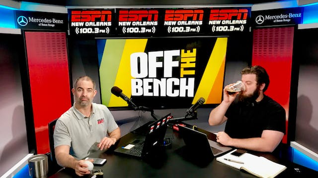 Off The Bench - April 23, 2019