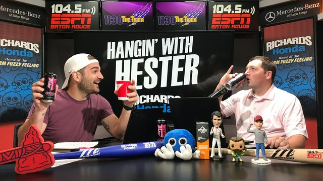 Hangin' with Hester - September 19, 2019