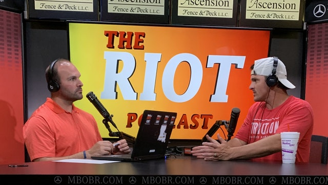 The Riot Podcast - June 19, 2019