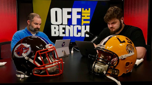 Off The Bench - December 31, 2018