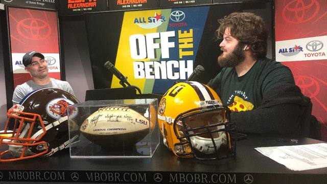 Off The Bench | May 8, 2020