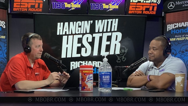 Hangin' with Hester | March 16, 2020