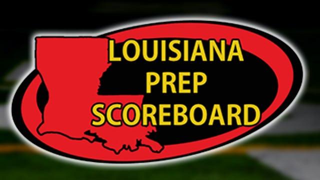 Louisiana Prep Scoreboard