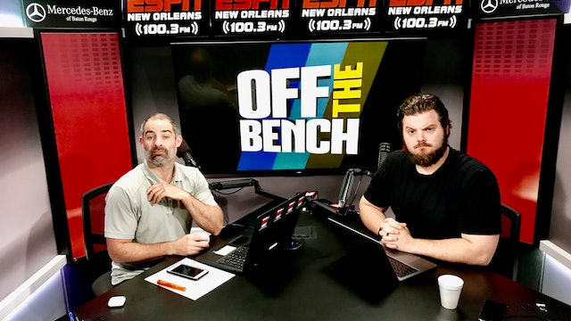 Off The Bench - May 2, 2019