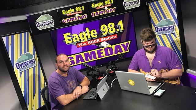 (5) LSU vs (22) Florida Pre | Gameday & Scoreboard