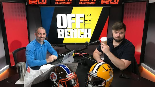 Off The Bench - November 20, 2018