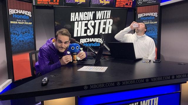 Hangin' with Hester - November 26, 2019