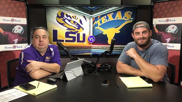 (6) LSU vs (9) Texas Post | Scoreboard