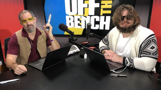 OFF THE BENCH - HALLOWEEN SPECIAL - O...