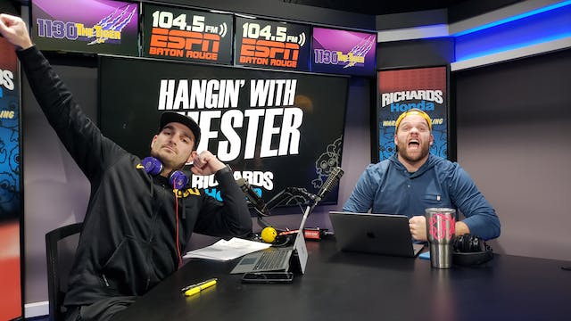 Hangin' with Hester - December 4 2018