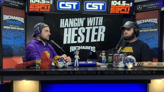 Hangin' with Hester | May 1, 2020