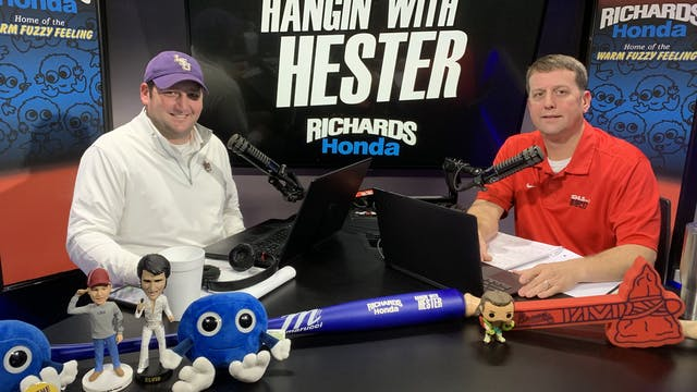 Hangin' with Hester - December 26, 2019